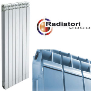 Алуминиев радиатор Kaldus H 1000 лят под налягане-България Терм