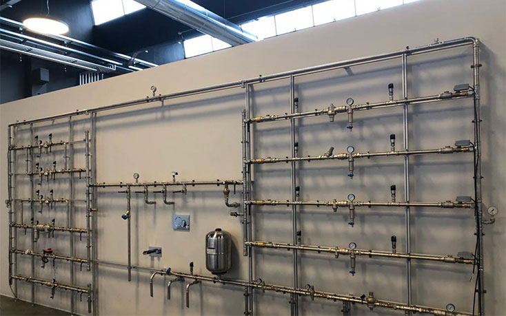 България Терм-складови наличности на системи и компоненти за отопление, вентилация, газификация, обработка на вода