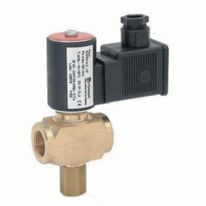 Електроклапан за газ затворен 1 цол - габарит 82 mm от България Терм