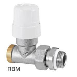 Прав термостатичен вентил за адаптор-България Терм